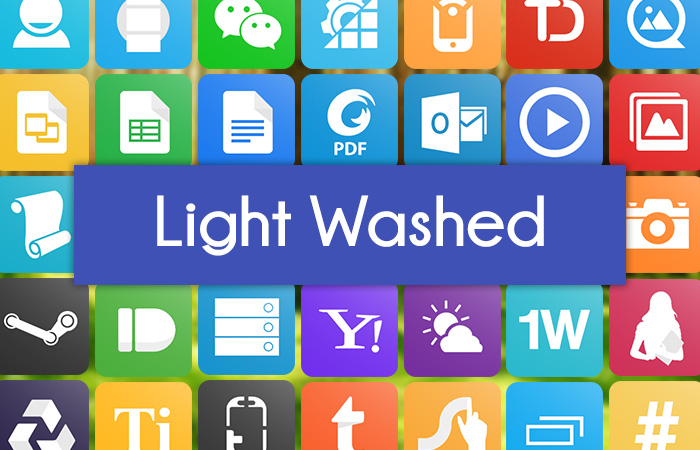 """Light Washed"" for Android"